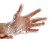 Одноразовые полиэтиленовые перчатки